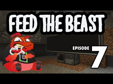 Mindcrack Ftb - E07 - Minecraft Internet Porn video