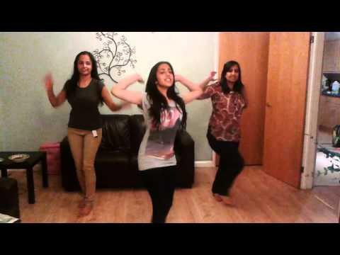 Ranjhana dance