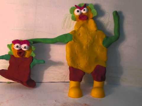 Bill And Ben The Flower Pot Men Part 3 Growing pains.wmv