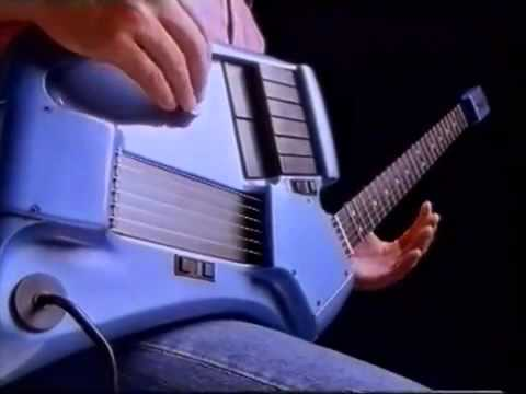 SynthAxe Demo from the 80's