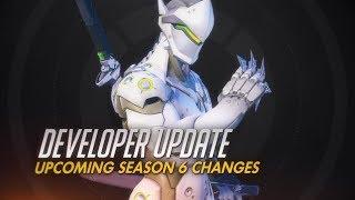 Developer Update | Upcoming Season 6 Changes | Overwatch by : PlayOverwatch