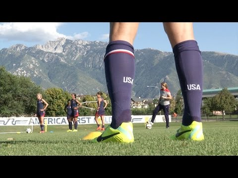 Studio 90: U.S. WNT Encamps in Utah in Preparation for Key Stretch