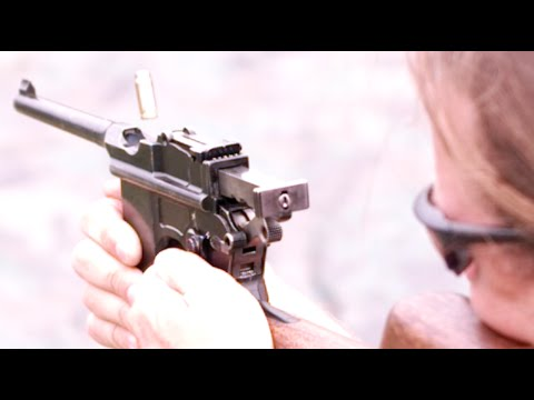 """Mauser """"Schnellfeuer"""" Model 712"""
