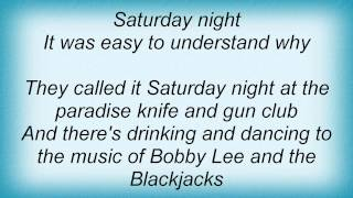 Watch Lonestar Paradise Knife And Gun Club video