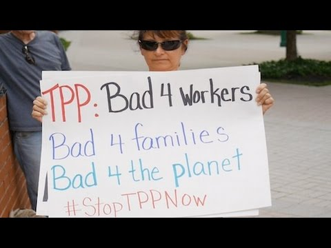Democrats Reject Sanders Opposition to TPP