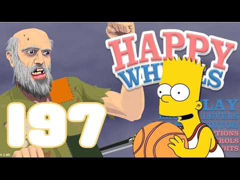 HAPPY WHEELS: Episodio 197