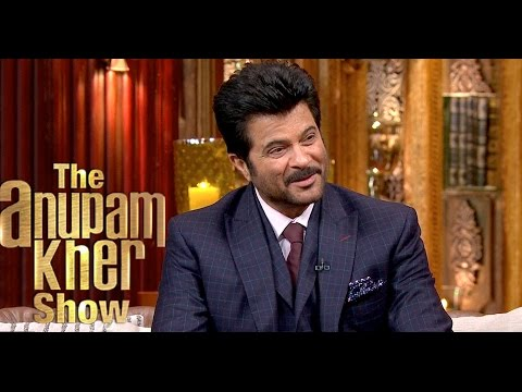 Anil Kapoor - The Anupam Kher Show - Season 2 - 16th August 2015