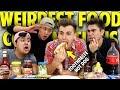 WEIRDEST FOOD COMBINATIONS PEOPLE LOVE Gross mp3