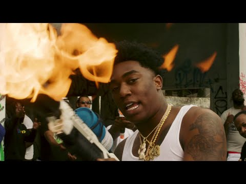 Fredo Bang - Big Sticks (feat. YNW Melly) Official Video