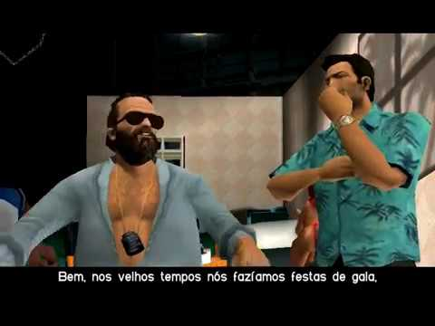 Gta Vice City - Porno, Rampas E Rock'n Roll video