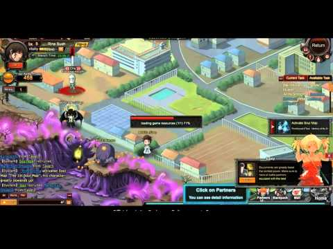 Bleach Online Game  First Try video