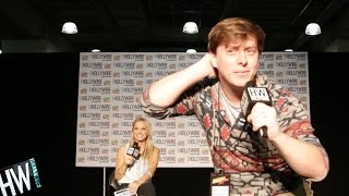Download Lagu Thomas Sanders Plays HILARIOUS 'Act It Out' Game! | Hollywire Gratis STAFABAND