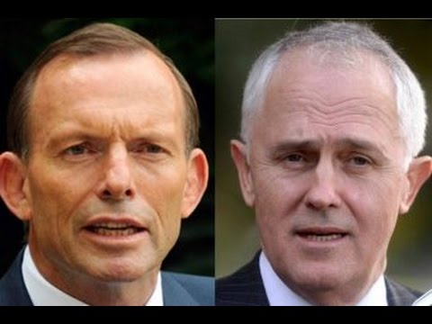 Australian Prime Minster Replaced in Party Coup
