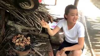 Trở lại quê hương Bến Tre Đồng Khởi | Em gái Thục Trinh Gõ Bo