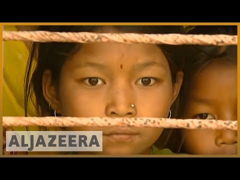 Young Nepalese Girls Become Sex Slaves - 11 Apr 09 video