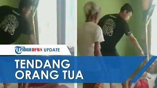Viral, Beredar Video Seorang Pemuda Tendang Orang Tua di Kendal