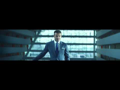 #NeverSettle featuring David Beckham (30 seconds)