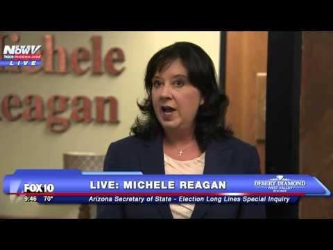 FNN: Arizona Secretary of State Addresses Arizona Voting Problems