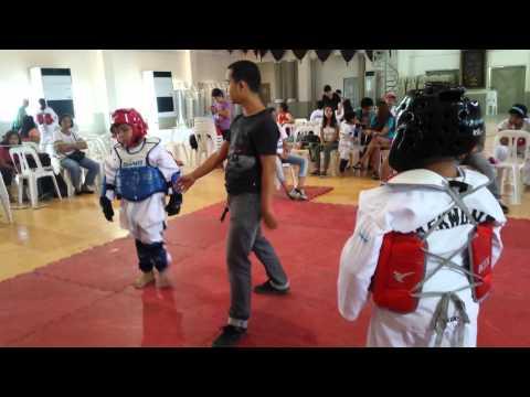 Mico's 2015 summer sports activity #Taekwondo