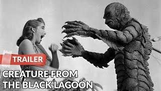 Creature from the Black Lagoon 1954 Trailer | Richard Carlson