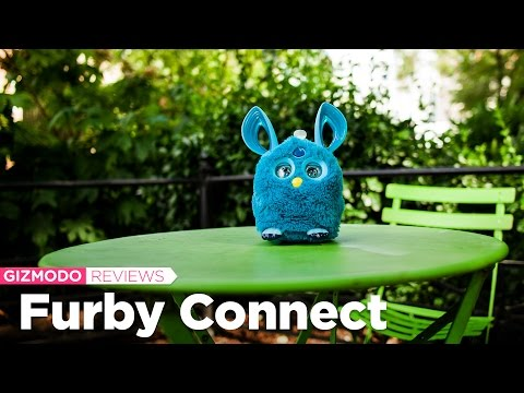 Gizmodo Reviews: Furby Connect