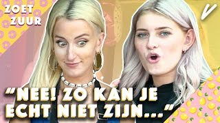 WAT is QUEEN OF JETLAGS grootste GUILTY PLEASURE?! | Zoet/Zuur 🍩🍋 - CONCENTRATE VELVET
