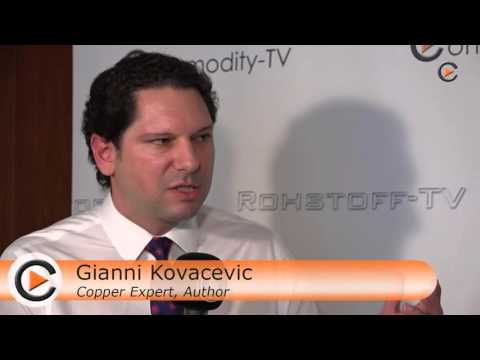 Commodity-TV: Gianni Kovacevic about China & Copper Markets