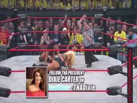 Odb vs Tara + Ric Flair s Tna Debut.wmv