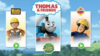 Fun with Activities   Thomas & Friends, Bob the Builder and Fireman Sam By Mattel