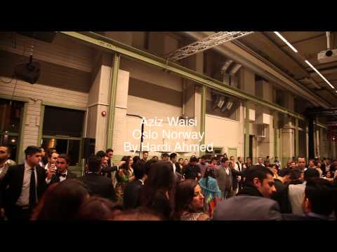 Aziz Waisi Oslo 28-12-2013 video