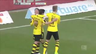 Copie de SV Darmstadt 98 vs Borussia Dortmund 2-1 Highlights all goals 11-02-2017