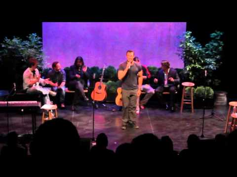 Indoor Garden Party - LSPU Hall - St. John's, Newfoundland - 2011 *Kevin Durand - Crazy*