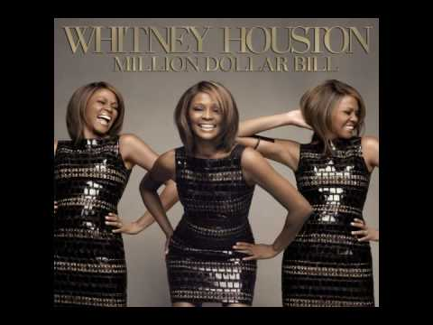 Whitney Houston - Million Dollar Bill (Instrumental Version)