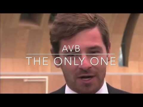Andre Villas Boas (AVB) | The Only One | Tottenham Hotspur