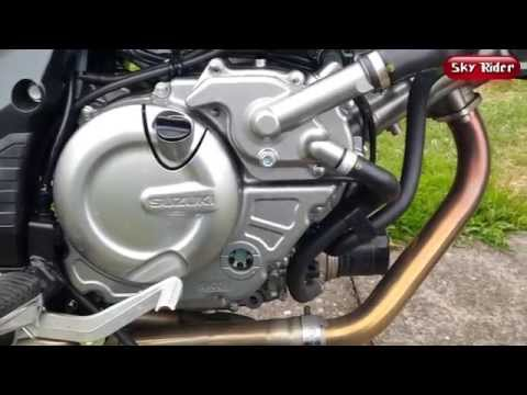 Suzuki DL650 V Strom Test Ride & Review 2015 XT