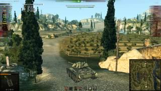 "World of Tanks / Как играть на Covenanter? / Бой на медаль ""Мастер"""