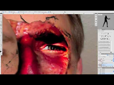 extreme retouche photo photoshop cs4 me makeovers
