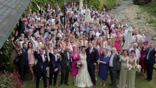 Sinead & Adam Wedding video Brooklodge
