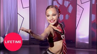 "Dance Moms: Maddie Performs ""Game of Love"" at the Reunion Special (Season 4) 