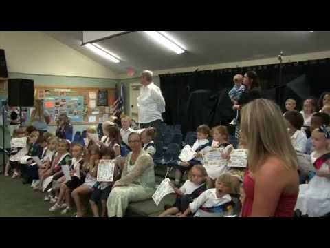Heron Pond Montessori School 2014 End of Year Program