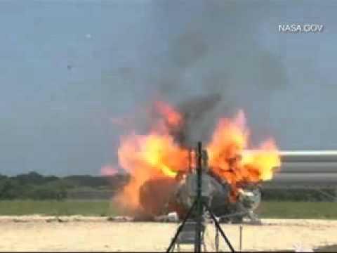 NASA's Morpheus Fails Landing