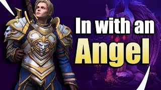 Best Bomb 2019? Imperious Takes Us Away! Anduin Gameplay - Heroes of the Storm w Kiyeberries