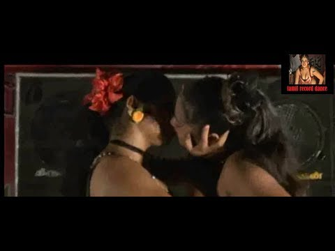 tamil lesibian kissing dance Village  Hot Record Dance HD