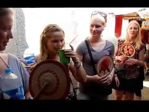 .Norwegian Students. Acapulco, City, Video,   Rudy Fregoso Tour Guide TourByVan, tour, guide,