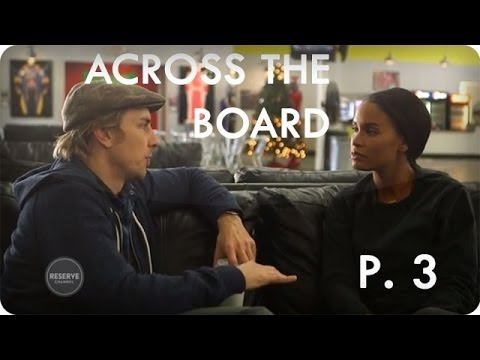 "Dax Shepard to Joy Bryant: ""You schooled me!"" 