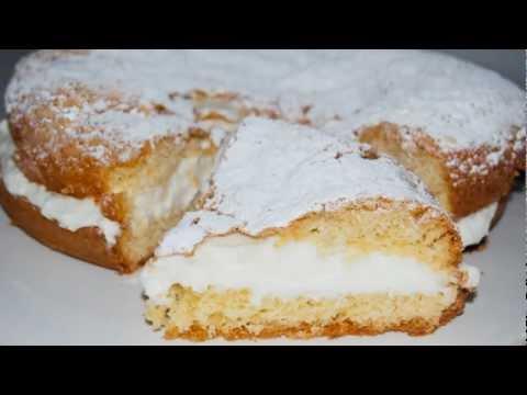 Torta Kinder Paradiso con crema al latte – La Ricetta