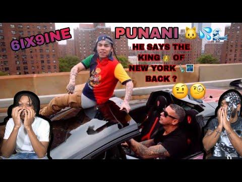 HE'S BACK OUTSIDE!? | 6IX9INE - PUNANI (OFFICIAL VIDEO) REACTION