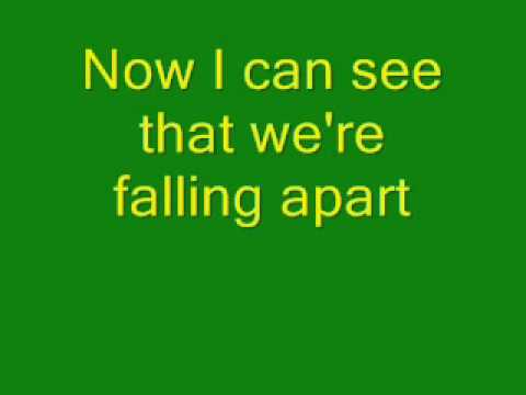 Backstreet Boys-I Want it That Way Lyrics