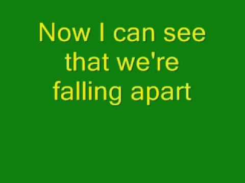 Backstreet Boys-I Want it That Way Lyrics