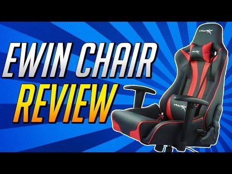 eWin Racing Chair REVIEW!